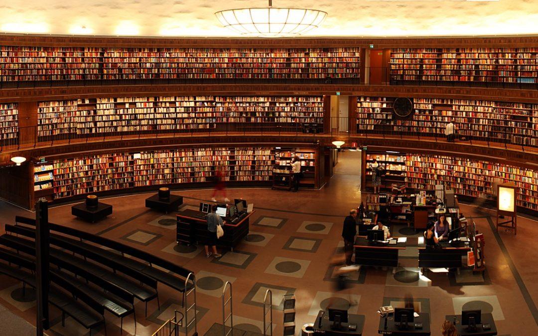 Bücher scannen lassen – Wieso und wie Sie 2020 papierlos werden